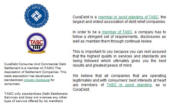 debt management, curadebt, debt settlement