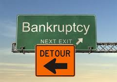 Avoid filing for Bankruptcy