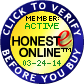 Honesty Online Click To Verify Before You Buy