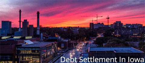 Debt-Settlement-In-Iowa