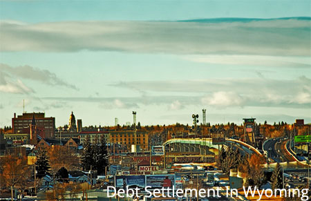 Debt-Settlement-In-Wyoming