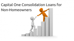 non homeowner capital one debt consolidation loans