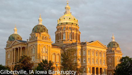 Gilbertville-IA-Iowa-Bankruptcy