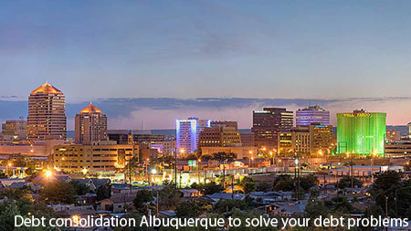 Debt-consolidation-albuquerque-to-solve-your-debt-problems