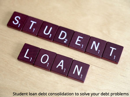 Student-loan-debt-consolidation-to-0solve-your-debt-problems