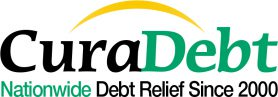 CuraDebt Logo - Helping People Nationwide Since 2000