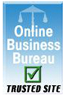 Online Business Bureau Trusted Site Seal